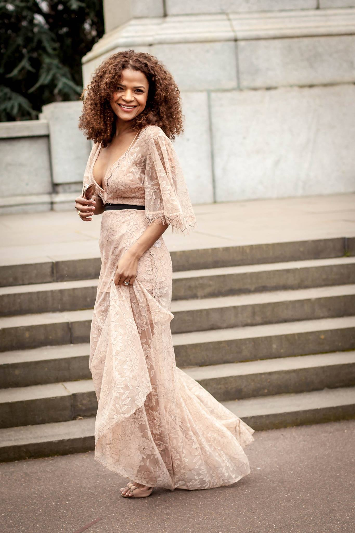 Talking-Shop with Victoria Latu, Style 2017, Curly hair