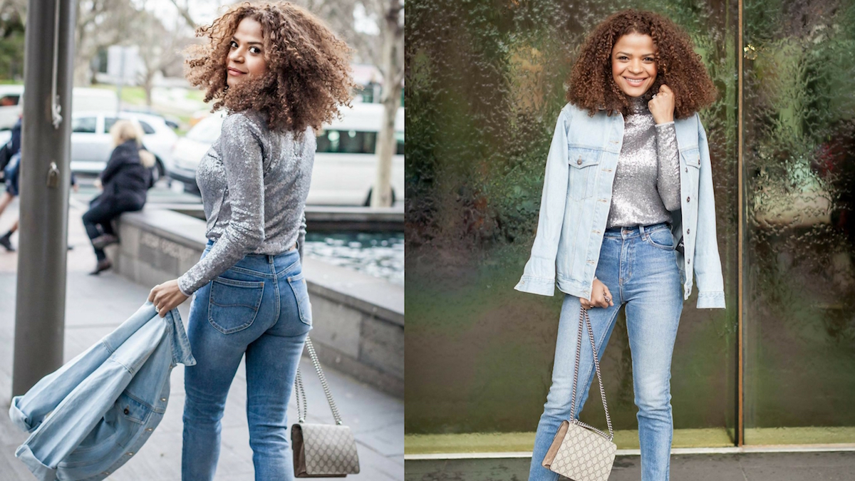 victoria latu on denim trends this season