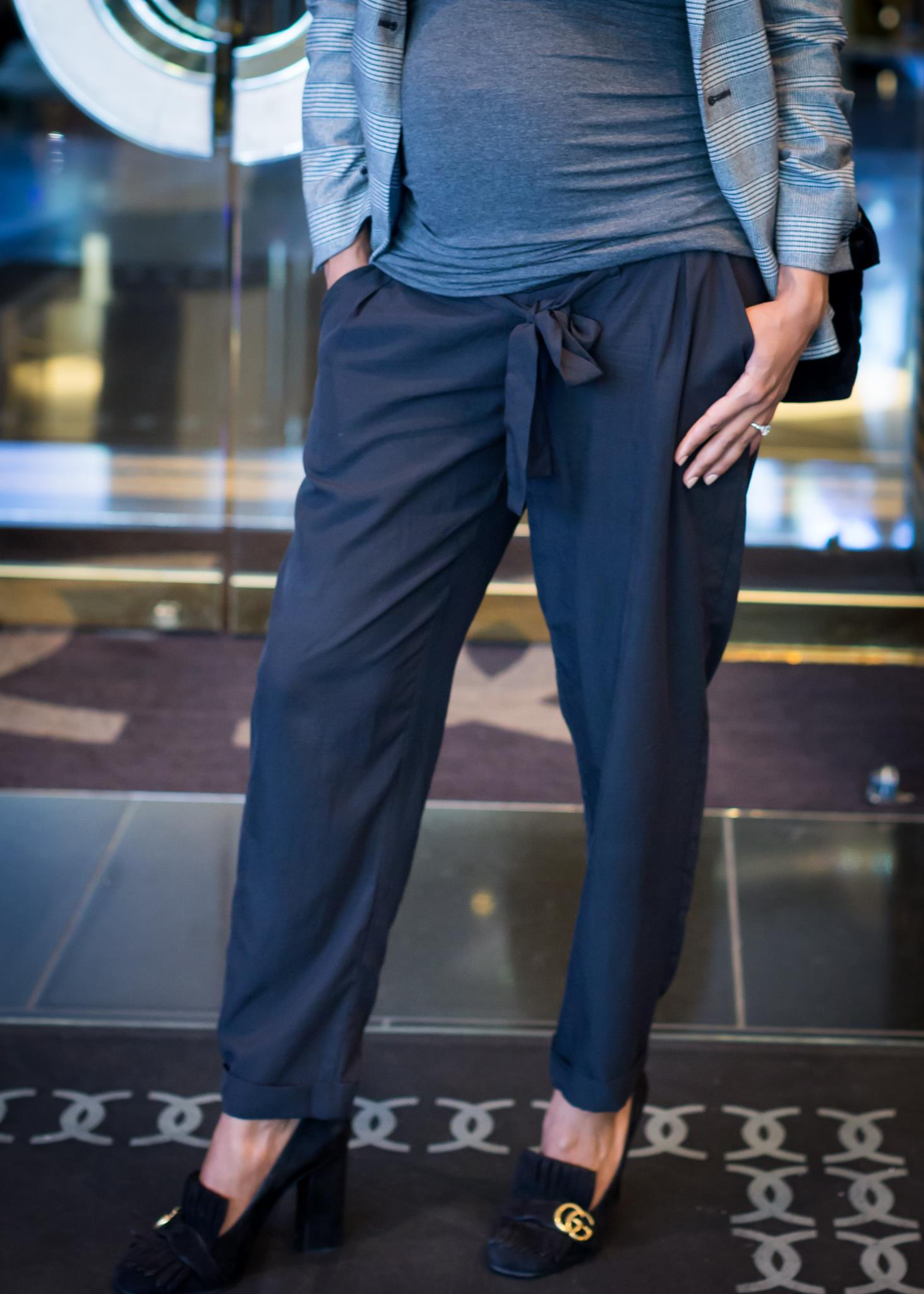 Victoria Latu, Talking Shop, Soon Maternity, Great pregnancy pants
