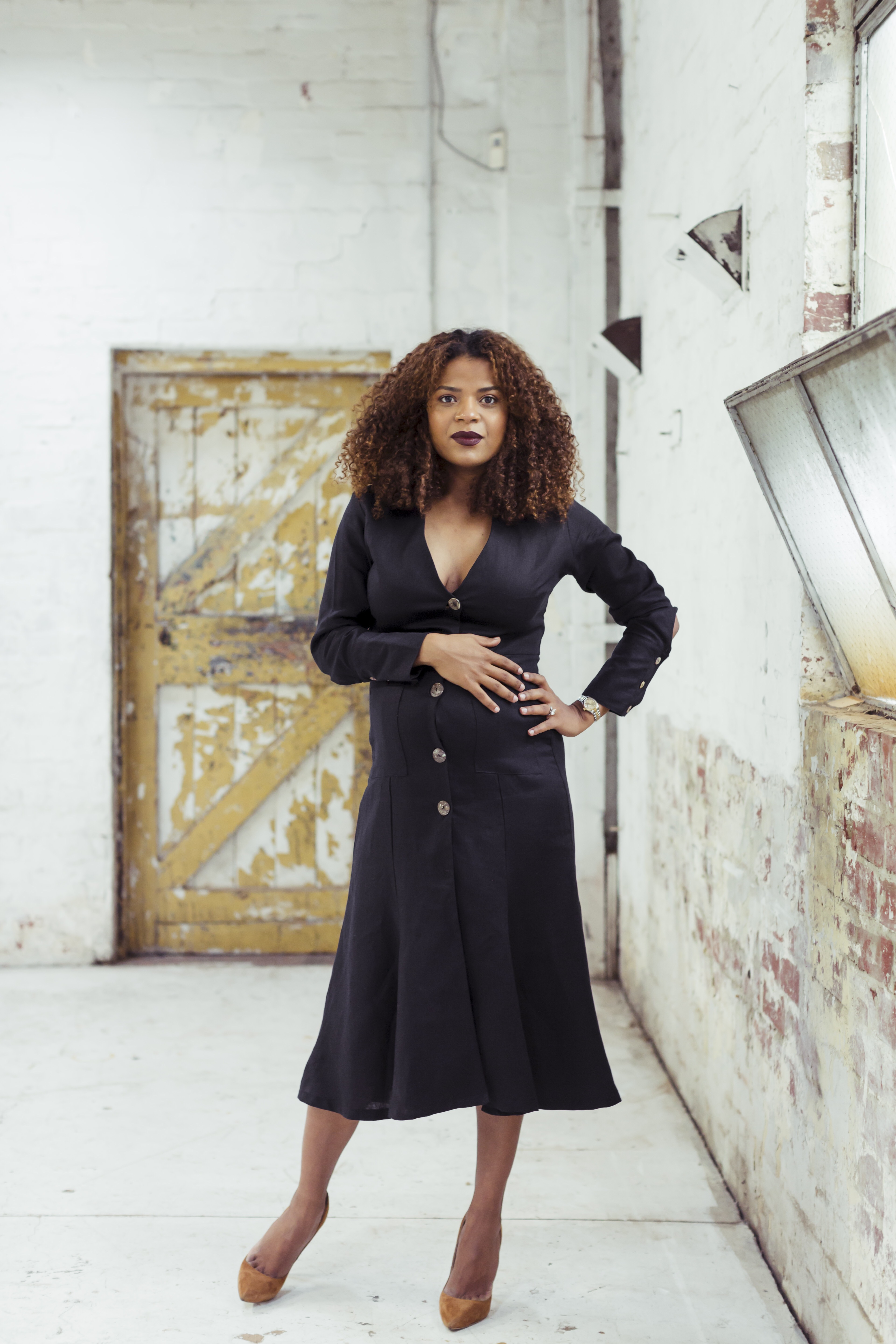 Victoria Latu, Collective Closets, Australian Fashion, Talking shop