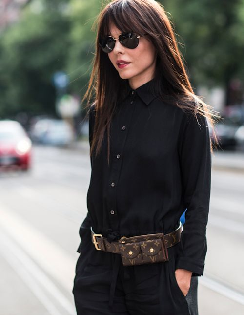 Belt Bag Talking- shop chic
