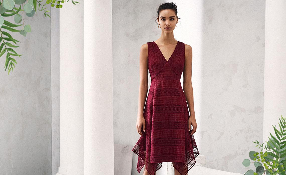Talking Shop talks dresses from SABA