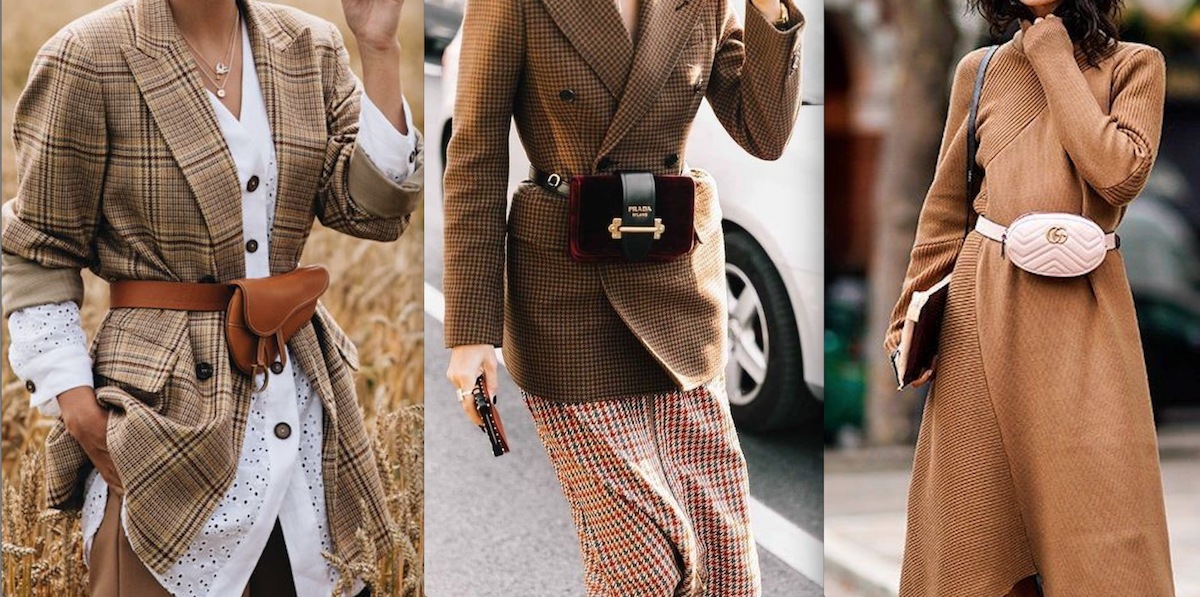 the belt bag, personal style inspiration