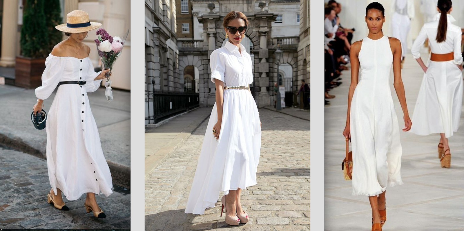Talking- Shop, The perfect white summer dress