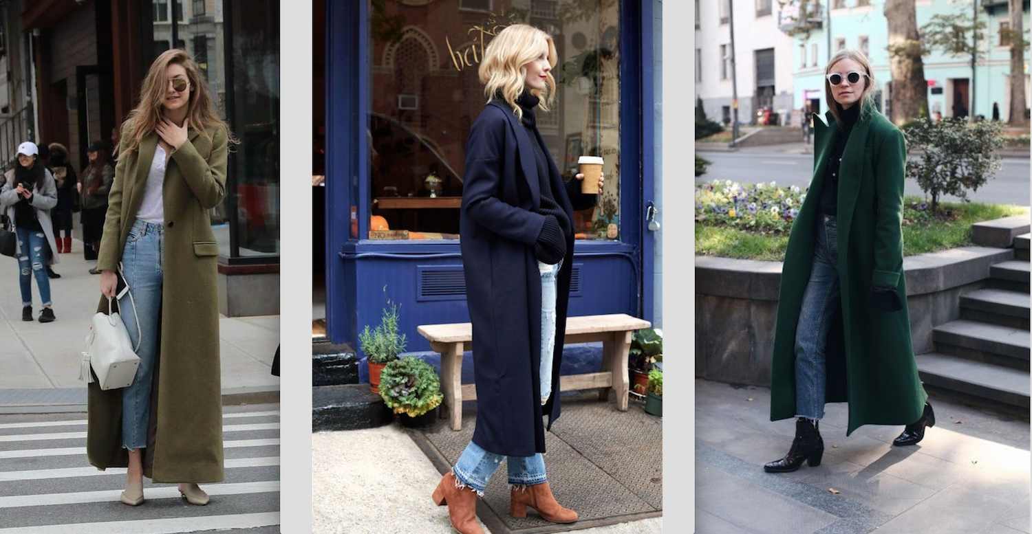 Winter Coats Must haves